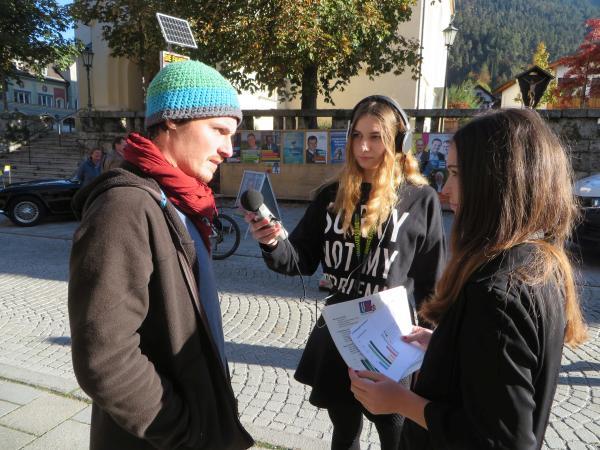 U18-Wahl Jugendreporter